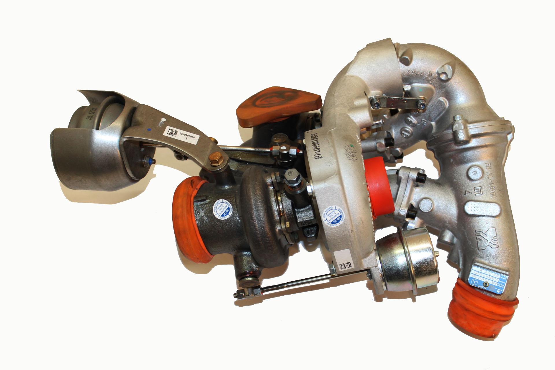 TURBO SPRİNTER 651 MOTOR
